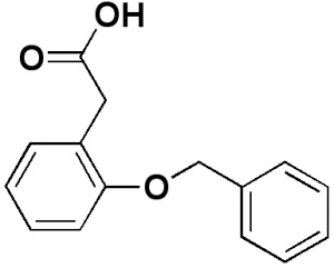 2-Benzyloxyphenylacetic acid, 98%